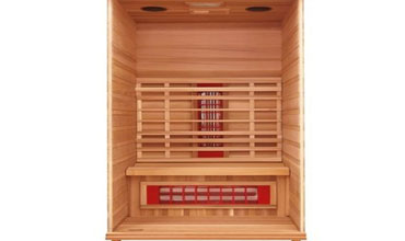 Heaters used in sauna rooms
