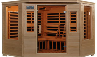 outdoor sauna kits for individuals