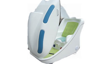 ozone sauna therapy machine