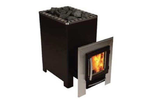 polar wood burning sauna heater stove